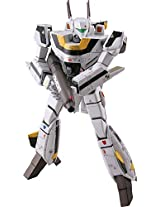 Macross Modelers X Gi Mix The Super Dimension Fortress Gi Mcr02 1/144 Complete Scale Vf 1 S White Yellow Black Battroid Plastic Model Action Figure The U.N. Spacy Military Arm Robot Takara Tomy Tomytec