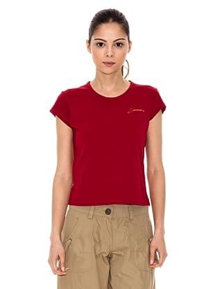 Iguana T-Shirt Deia (Rot)
