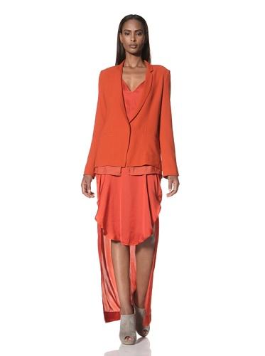 Kimberly Ovitz Women's Kai Blazer (Rust)