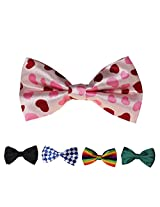 DBFF0002 Multi-colored Satin Boys Bow Ties Set - 5 Styles Available By Dan Smith