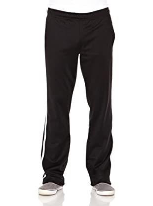 Slazenger Pantalones Court (Negro / Blanco)