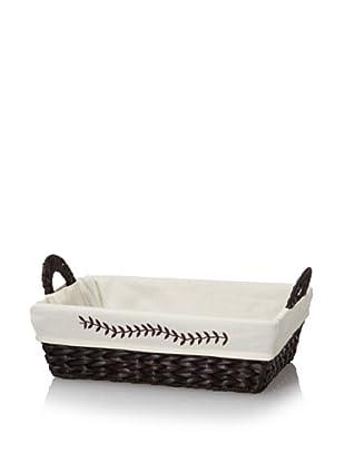 Creative Bath Coventry Vanity Basket (Espresso)