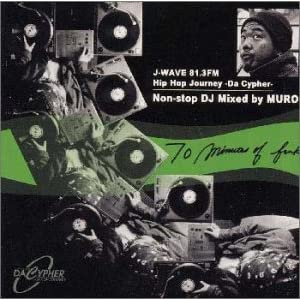 70 Minutes Of Funk Mixed by Muro