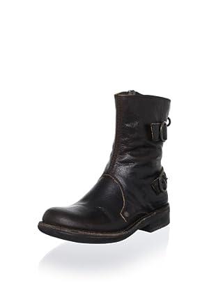 Kickers Women's Rocket Boot (Dark Brown)