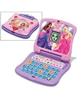Barbie Diamond Castle Learning Laptop by Oregon Scientific