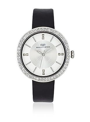 Rhodenwald & Söhne Reloj con movimiento cuarzo japonés 10010095 Negro 38 mm