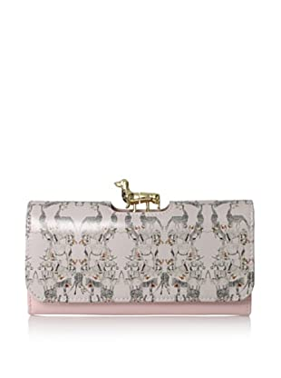 Ted Baker Women's Tasoula Matinee Purse, Shell/Pink