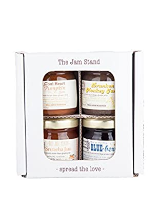 The Jam Stand Holiday Mini 4-Pack Sampler