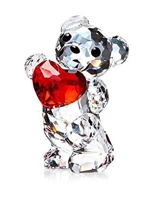 Swarovski A Heart for You Kris Bear Figurine