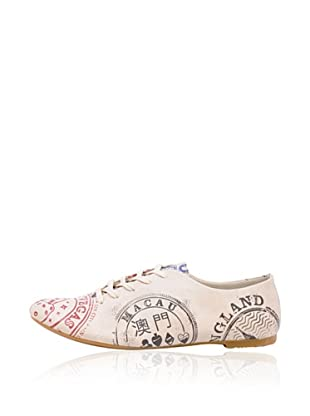 Dogo Oxford Stamps (Creme)