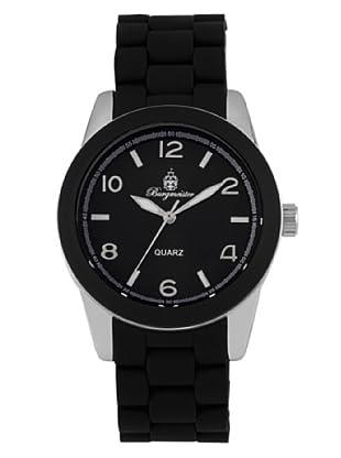 Burgmeister Herren-Armbanduhr XL Avalon Analog Quarz Silikon BM902-122