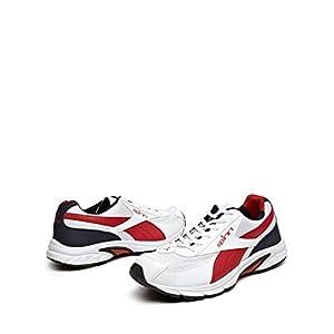 Track Runner Running Shoes -White-6