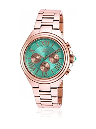Invicta Watch Reloj con movimiento cuarzo suizo Woman 18751 40 mm