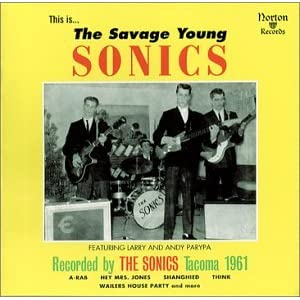 Savage Young Sonics