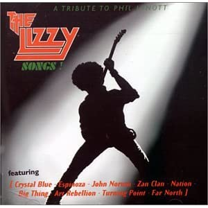 The Lizzy Songs - A Tribute To Philip Lynott