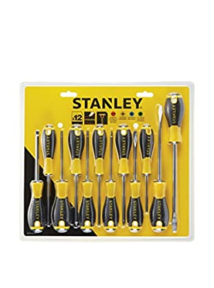 Stanley Schraubendreher 12tlg. Set Essential
