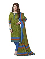 Suhanee Womens Cotton Unstitched Dress Material (Suhanee`S Exclusive Snehaa 1074 _Multi-Coloured)