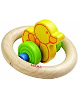 Haba Duck Duck Clutching Toy (Discontinued By Manufacturer) By Haba