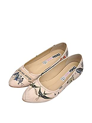 Dogo Shoes Bailarinas Take Me Away (Beige)