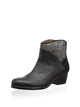 Manas Women's Canyon Westen Bootie (Black)