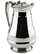 Embassy Micron Stainless Steel Water Jug / Pitcher (Size 5, Steel)