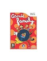 Wii Cosmic Family
