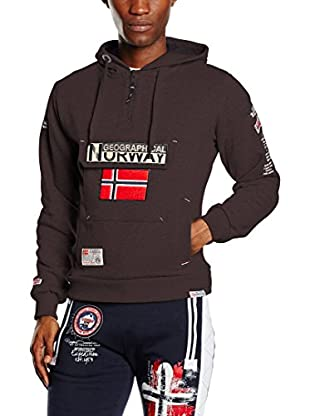 GEOGRAPHICAL NORWAY Kapuzensweatshirt Gymclass
