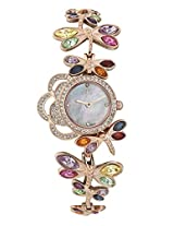 Titan Raga Analog Mother of Pearl Dial Women's Watch- 95011WM01J