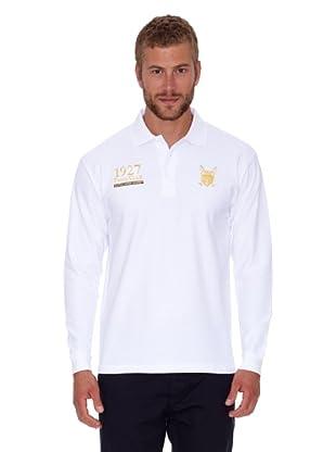 Polo Club Polo Regular Fit Escudo & Número