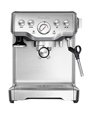 Breville Infuser Espresso Machine (Stainless Steel)