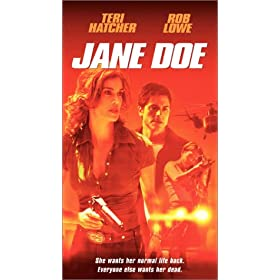 Jane Doe [VHS] [Import]