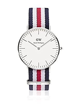 Daniel Wellington Reloj con movimiento cuarzo japonés Woman Classic Canterbury 36 mm