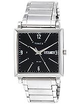 Timex Classics Analog Black Dial Men's Watch - TI000T218
