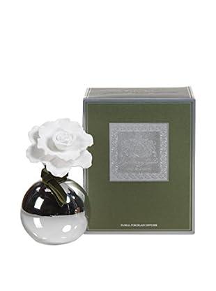 Apothecary Guild Porcelain Diffuser, Silver