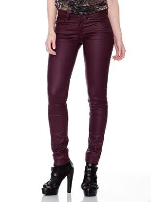 Firetrap Jeans Pitillo (Granate)