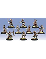 Privateer Press - Warmachine - Khador Kossite Woodsmen Model Kit
