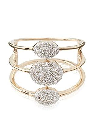 PARIS VENDÔME Ring Trio Scintillants Diamants
