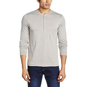 Freecultr Round Neck T-Shirt - Grey