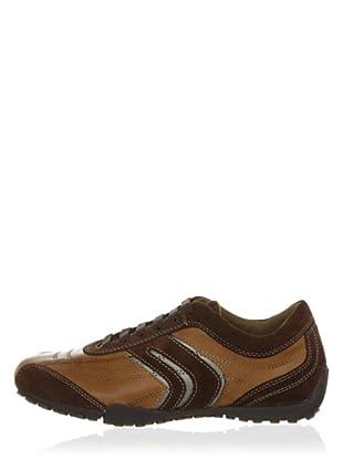 Geox Zapatillas Fashion (Cognac)