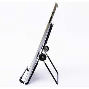 【クリックで詳細表示】MK-Factory iPad2 スタンド 角度調整機能付