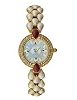 Titan Raga Analog Mother of Pearl Dial Women's Watch - NB9747YM02J
