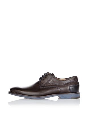 Fretz Men Zapatos Randolph (Moka / Azul)