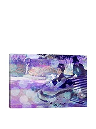 Camille Monet II Gallery Wrapped Canvas Print