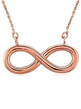 Divas Diamond Collar Gold Infinity