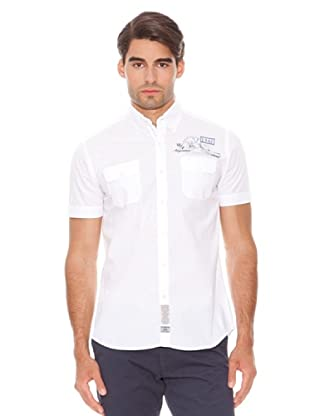 La Martina Camisa (Blanco)