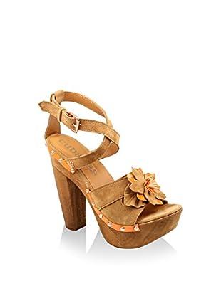 Cubanas Sandalo Con Tacco Appeal110