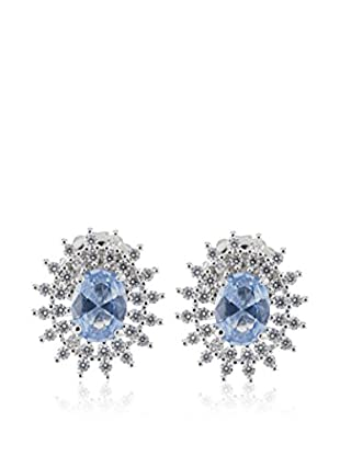 CZ BY KENNETH JAY LANE Ohrringe Floral Spiked