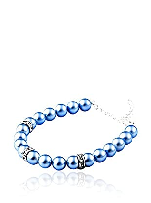 SWAROVSKI ELEMENTS Pulsera Pearls Cielo