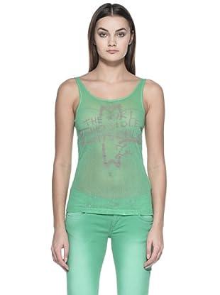 Zu Element Camiseta Greensleeves (Verde)