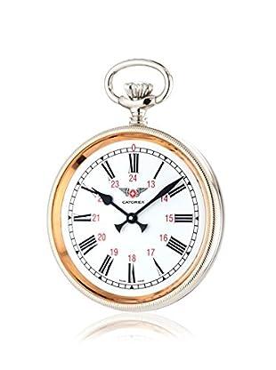 Catorex Men's 170.1.1834.110 La Pautele Etched Train Pocket Watch